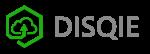 disqie-logo-complet-zelený mrak